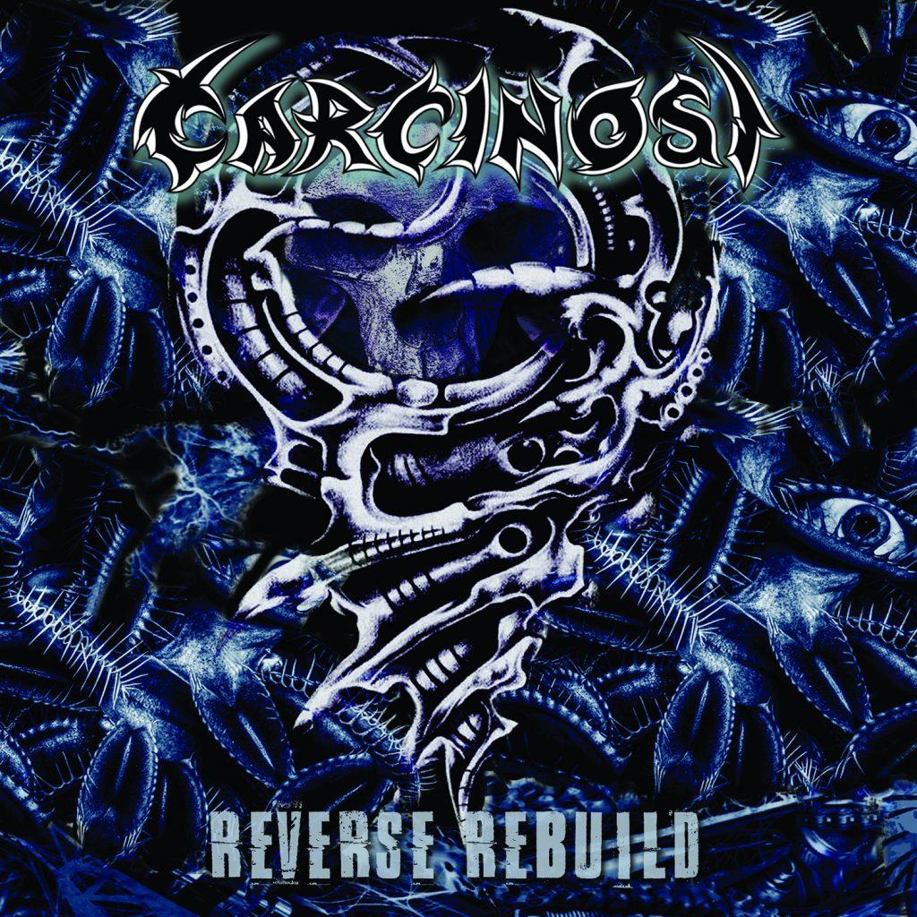 CARCINOSI – Lançamento Lyric Video REVERSE REBUILD