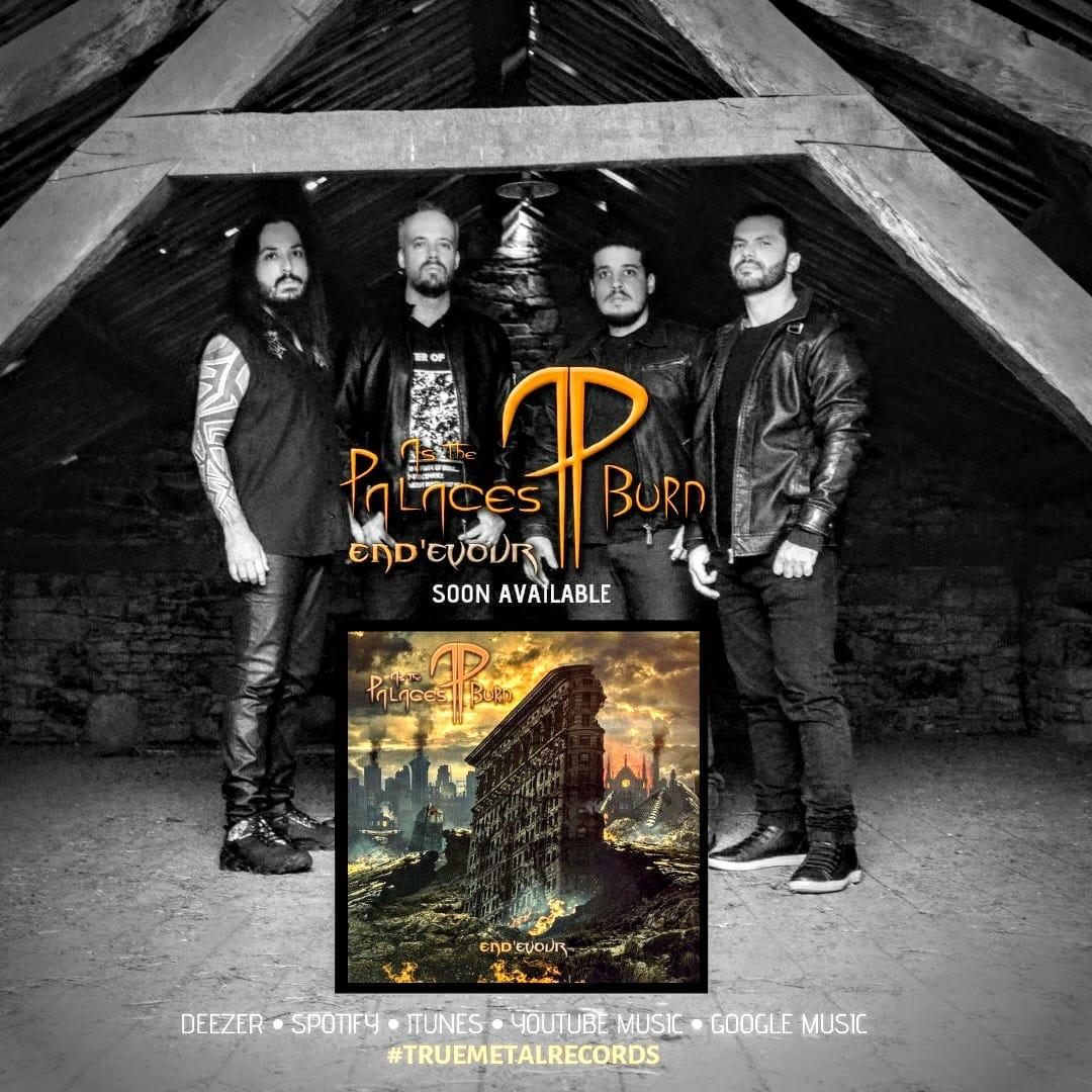 As the Palaces Burn confirmada em festival com a banda Brujeria