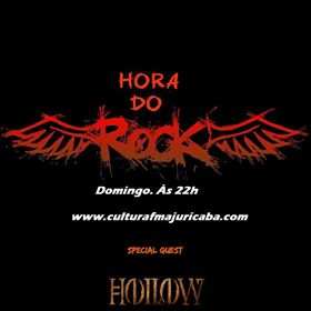 "HOLLOW – BANDA DA SERRA GAÚCHA É DESTAQUE NO PROGRAMA ""HORA DO ROCK"" DESTE DOMINGO"