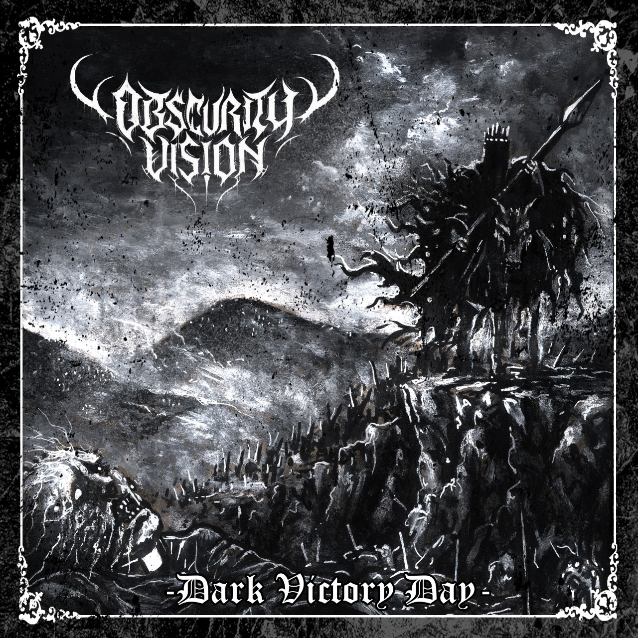 OBSCURITY VISION E TRUE METAL PRESS – PARCERIA DE PESO